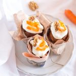 Carrot and Walnut Muffins / Muffin carote e noci